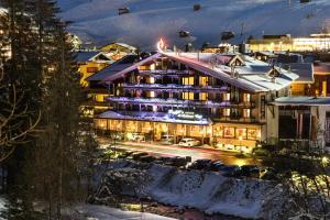 Raffl's St. Antoner Hof - Hotel - St. Anton am Arlberg