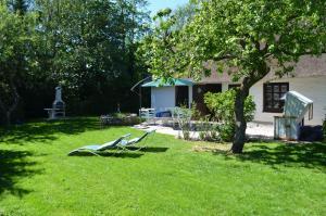 Ferienhaus unter Reet - Almdorf