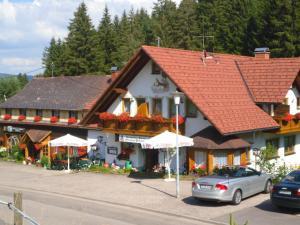Landgasthaus Gemsennest - Hinterfalkau