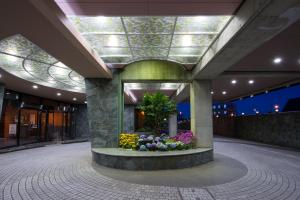 The Hedistar Hotel Narita, Отели эконом-класса  Нарита - big - 61
