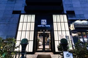Hostels und Jugendherbergen - Hotel Tate