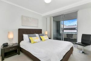 One Bedroom Apartment Atchison Street(L1103), Ferienwohnungen  Sydney - big - 5