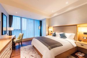 Gelade Service Apartment, Appartamenti  Chengdu - big - 8
