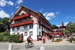 Wochner's Hotel-Sternen - Eisenbreche