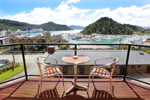 Accommodation in Wellington City