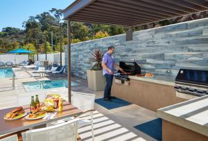Homewood Suites by Hilton San Diego Hotel Circle/SeaWorld Area, Hotel  San Diego - big - 19