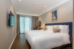 Luxury Apartment - Spacious, Beach Access 2BR, Apartmány  Danang - big - 48