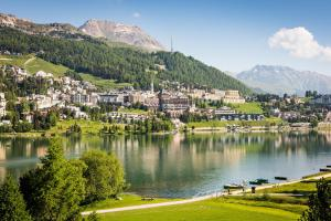 Skyline House Ferienapartments - Apartment - St. Moritz