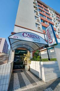 Carina Flat Santos by Atlantica Hotels