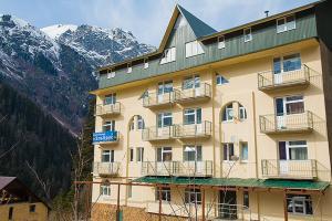 Elbrus Mini Hotel - Dombay