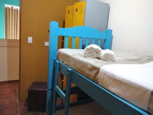 Xua Hostel Santos, Bed & Breakfasts  Santos - big - 99
