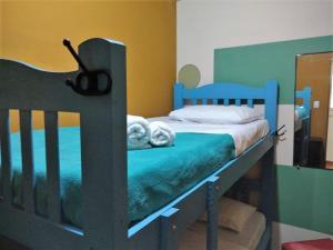 Xua Hostel Santos, Bed & Breakfasts  Santos - big - 98