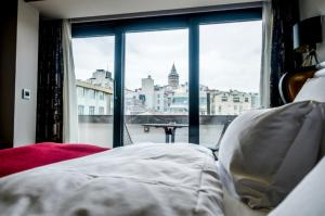 Nordstern Hotel Galata, Hotely  Istanbul - big - 57