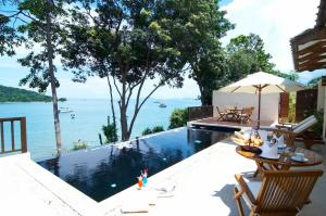 Chandara Villas Resort, Phuket - Por Bay