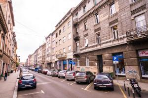 Studio Krajiska ul. - 2, Apartmány  Záhřeb - big - 12