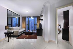 Aston Rasuna, Apartmanhotelek  Jakarta - big - 2