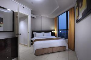 Aston Rasuna, Apartmanhotelek  Jakarta - big - 47