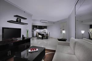 Aston Rasuna, Apartmanhotelek  Jakarta - big - 46