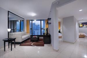 Aston Rasuna, Apartmanhotelek  Jakarta - big - 45