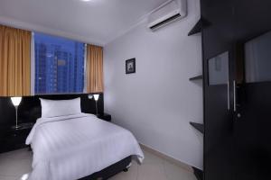 Aston Rasuna, Apartmanhotelek  Jakarta - big - 54