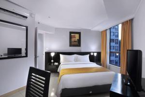 Aston Rasuna, Apartmanhotelek  Jakarta - big - 53