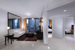 Aston Rasuna, Apartmanhotelek  Jakarta - big - 51