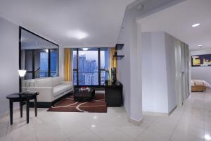 Aston Rasuna, Apartmánové hotely  Jakarta - big - 31