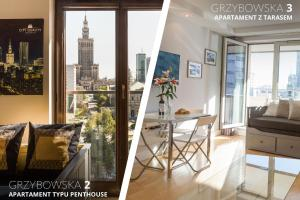 Apartments Grzybowska by City Quality