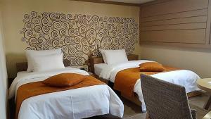 Suwon Orsay Business Hotel, Hotely  Suwon - big - 61