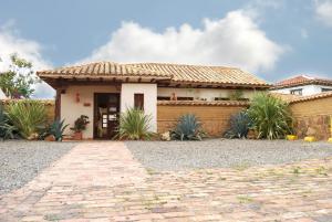 Hotel y Spa Getsemani, Hotel  Villa de Leyva - big - 43