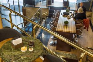 Regente Palace Hotel, Отели  Буэнос-Айрес - big - 42