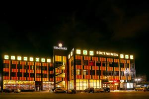 HELIOPARK Cruise - Ukhtinka