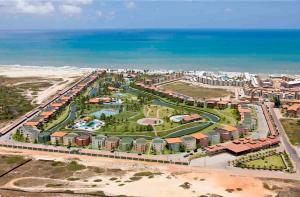 Aquaville Resort , bloco 3 colado no Mar !!! - Mangabeira