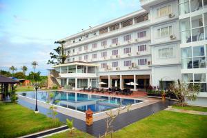 Royal Hinthar Hotel, Szállodák  Mawlamyine - big - 1