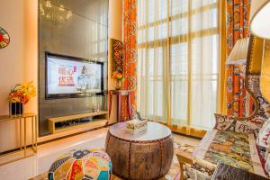 Changlong American Style Loft Apartment, Apartmány  Kanton - big - 23