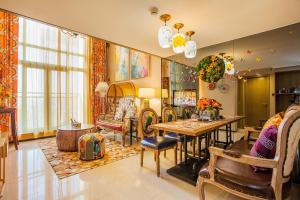 obrázek - Changlong American Style Loft Apartment