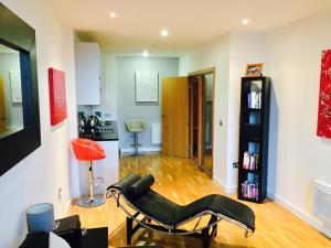 obrázek - Leeds Riverside Apartment