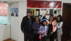 Hostal Turístico Huella's, Vendégházak  Trujillo - big - 40