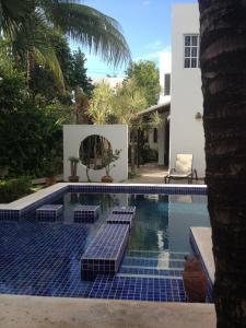 obrázek - Villa Escondida Cozumel B&B