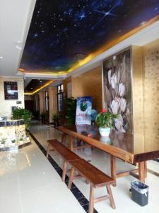 Shangke Business Hotel, Hotel  Yunlong - big - 38