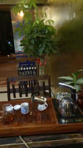 Shangke Business Hotel, Hotel  Yunlong - big - 33