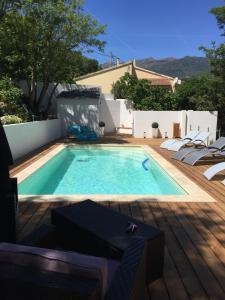 Location gîte, chambres d'hotes Camping les Orangers dans le département Corse du Sud 2a