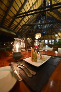 Okonjima Luxury Bush Camp, Horské chaty  Otjiwarongo - big - 2