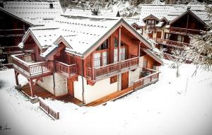 Chalet Alpenroc - Valloire