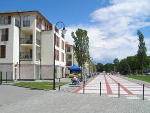 Baltic Home Promenada, Свиноуйсьце
