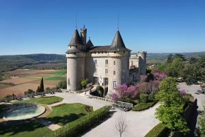 Château de Mercuès - Mercuès