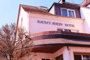Baum´s Rheinhotel - Halsenbach
