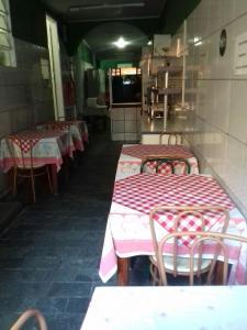Pousada Campinense, Гостевые дома  Сантос - big - 21