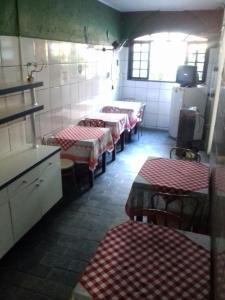 Pousada Campinense, Гостевые дома  Сантос - big - 20