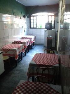 Pousada Campinense, Гостевые дома  Сантос - big - 22